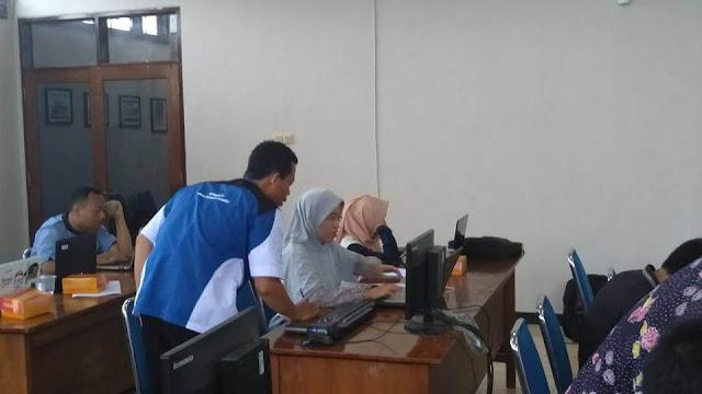 belajar ngeblog bersama relawan tik tuban