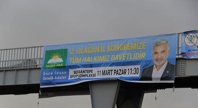 HÜDA PAR, Diyarbakır İl Başkanlığı kongre hazırlıklarını tamamladı