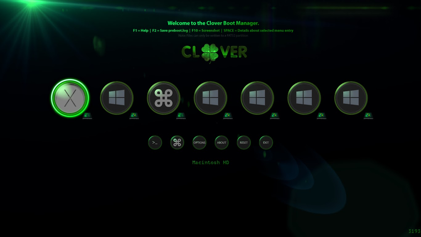 Clover Tweaks Hide Partition | Hackintosh Mumbai