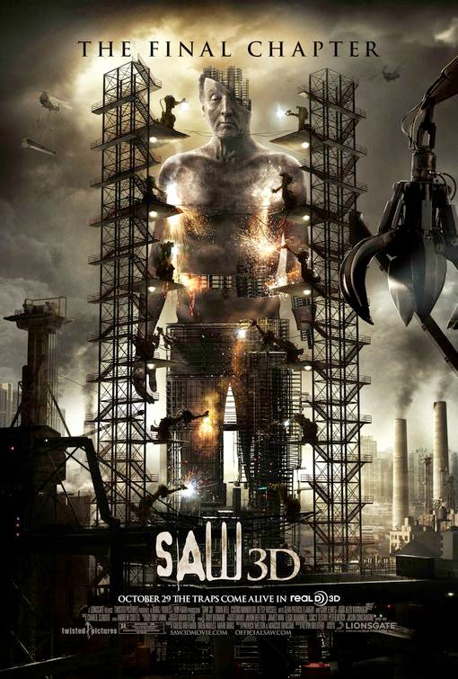 SAW 7 - ΣΕ ΒΛΕΠΩ 7 (2010) ταινιες online seires xrysoi greek subs