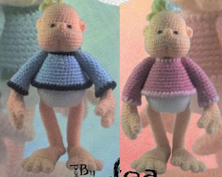 http://www.craftsy.com/pattern/crocheting/toy/4-little-sweater-free/51368