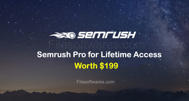 SEMrush pro Accounts Free
