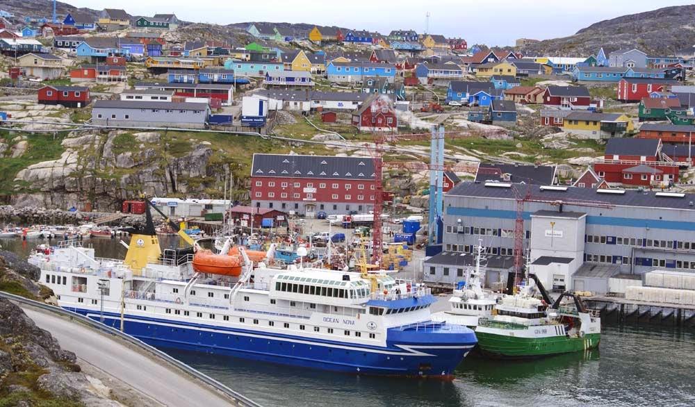Nuuk | Capital da Groenlândia