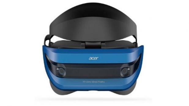 Acer ने लॉन्च किया विंडोज मिक्स्ड रिएलिटी हेडसेट