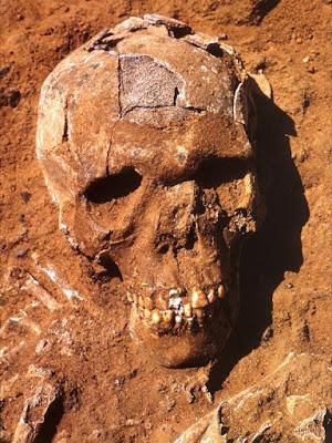 رفات هولوكوست لأول حرب عرقية عرفها التاريخ البشري + صور