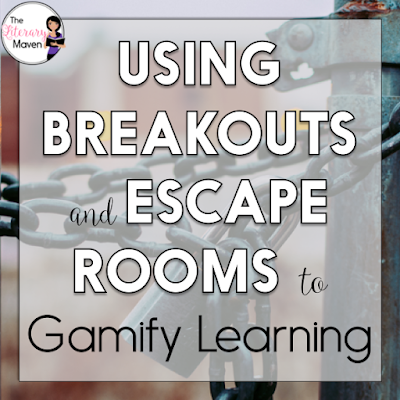 Escape rooms are no escape from learning. This #2ndaryELA Twitter chat was all about using breakouts and escape rooms to gamilfy learning. Middle school and high school English Language Arts teachers discussed their experiences using physical and digital breakouts. Read through the chat for ideas to implement in your own classroom.
