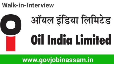 Oil India Limited, Duliajan Recruitment 2018, govjobinassam