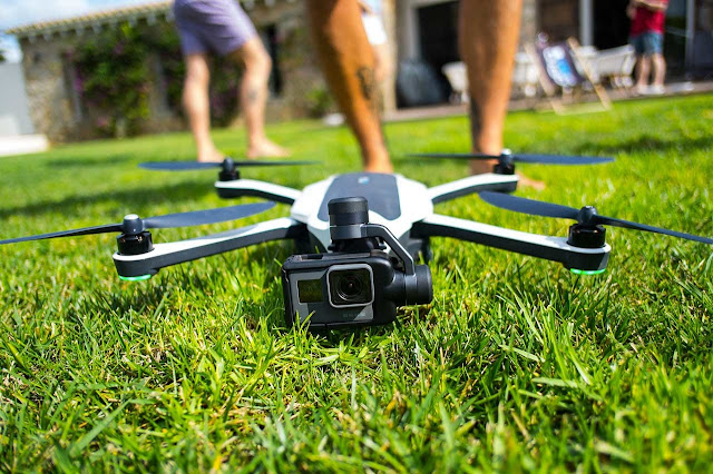 GoPro puts the karma dron back on sale after removing it due to problems in mid-flight