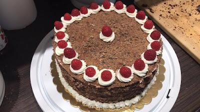 Tort na imieniny/urodziny