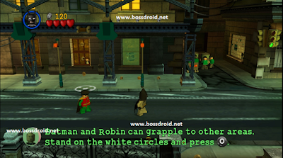 Download Game Lego Batman PPSSPP PSP Android