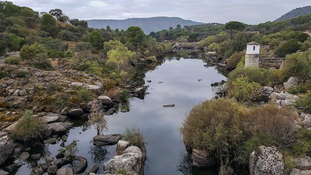 Sierra de Andújar río Jándula