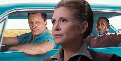 Why Carrie Fisher Was Thanked in Green Book's Best Picture Oscar Speech