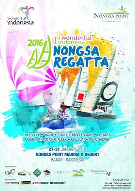 1st Wonderful Indonesia Nongsa Regatta