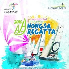 Serunya Mengikuti Event 1st  Wonderful Indonesia Nongsa Regatta