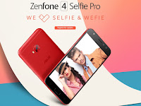 Review ASUS ZenFone 4 Selfie Pro: Dual Selfie Baterai Kuat