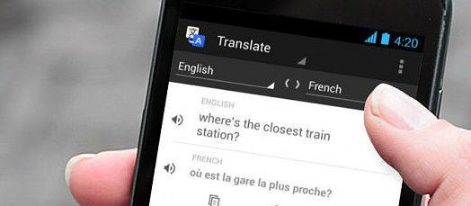 Top 3 melhores aplicativos de tradução para Android
