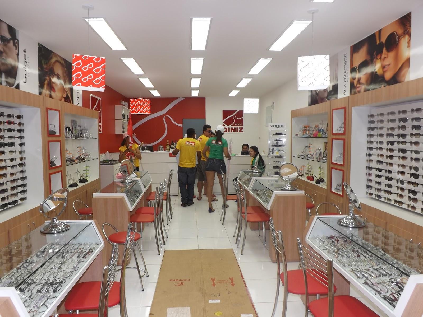 A ótica Diniz é mais uma loja do ramo ótico em nossa cidade, já contamos  com quatro óticas em Lago da Pedra  ótica visão, ótica cristã, ótica São  Paulo e ... 131bf65ca6