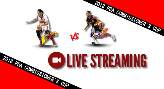 Livestream List: SMB vs ROS May 13, 2018 PBA Commissioner's Cup