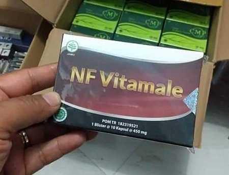 vitamale asli