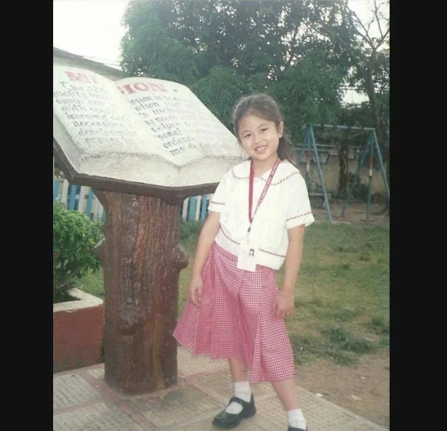 CHECK OUT:  YOUR FAVE CELEBRITIES IN THEIR SCHOOL UNIFORMS!