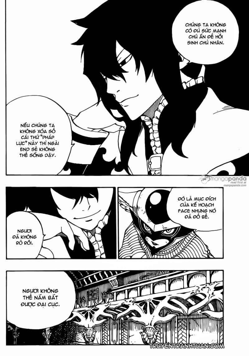 Fairy Tail chap 382 trang 5