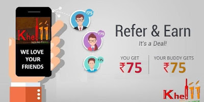 khel11 refer and earn