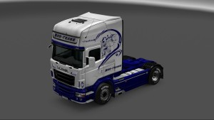 Nor Trans Skin for Scania RJL