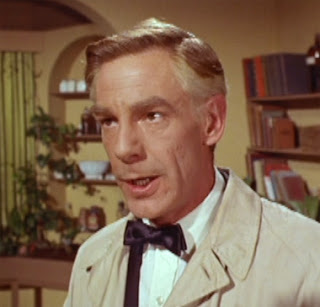 Michael Gough as Prof. Charles Decker