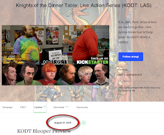 "Ken ""Whit"" Whitman has Given up all Pretense of Fulfilling the KoDT:LAS Kickstarter"