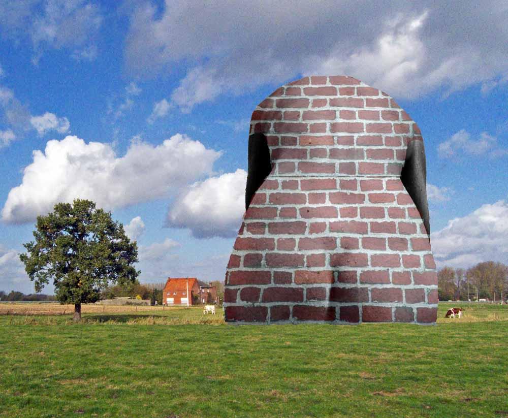 De blog gedeelde verbeelding ode aan het belgisch landschap for Huis digitaal