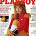 Playboy - Luciana Vendramini, A Paquita do Xou da XUXA - Dezembro 1987