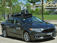 Uber Start Open-openings Autonomous Car