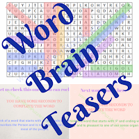 Word Brain Teasers Main Page