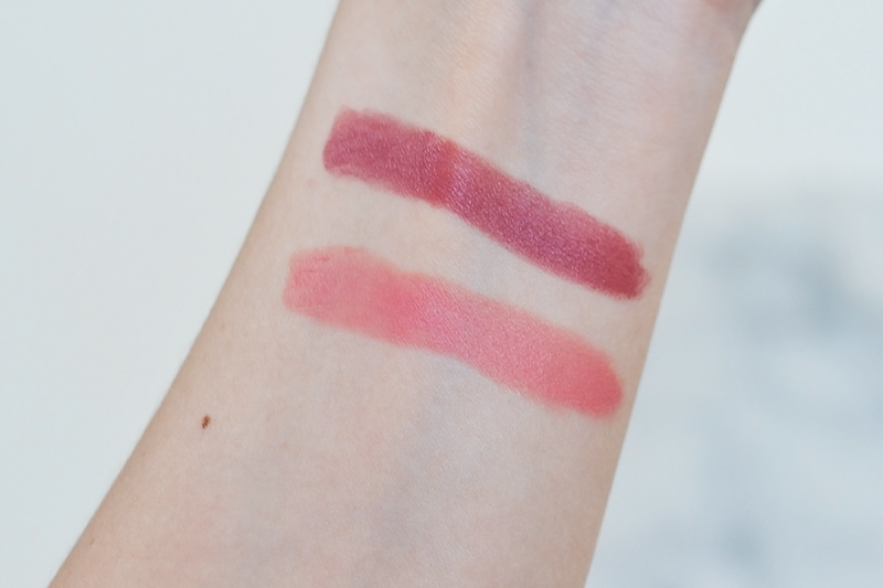 Hema soft matt lipbalm, 1, 11, review, lipstick, swatches