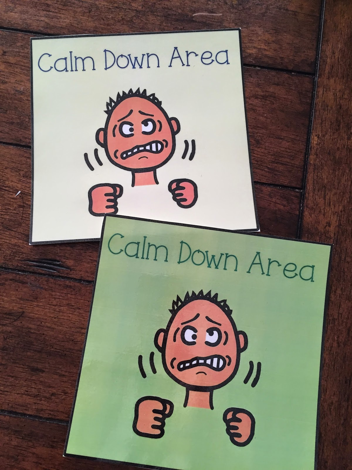 Calm Down Kit 2nd Edition