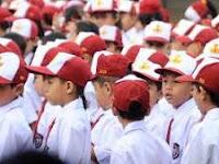Tidak Sesuai Kepercayaan, Murid SD di Tarakan Menolak Hormat Bendera Merah Putih