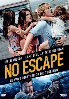 visione cinematografica - No Escape