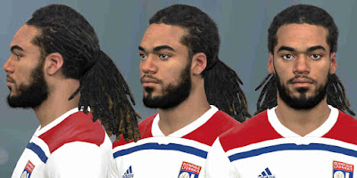 PES 2017 Faces Jason Denayer by WER