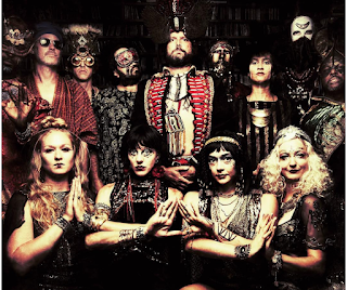 austin bands golden dawn arkestra