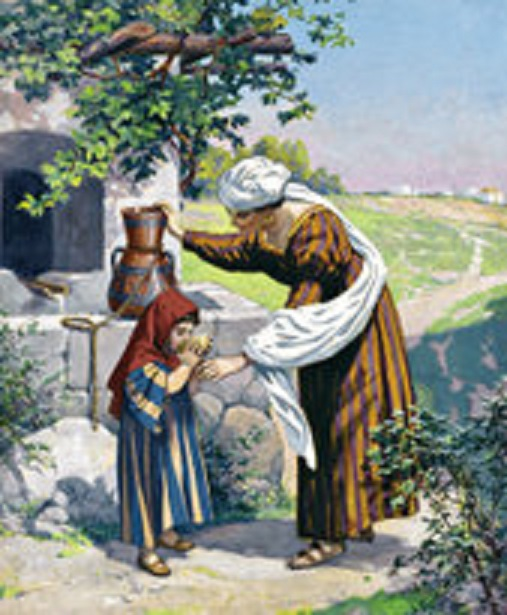 Injil Seharitu: Hari Empat, 24 Haribulan 5, 2018 ba Minggu Ketujuh Musim Selama
