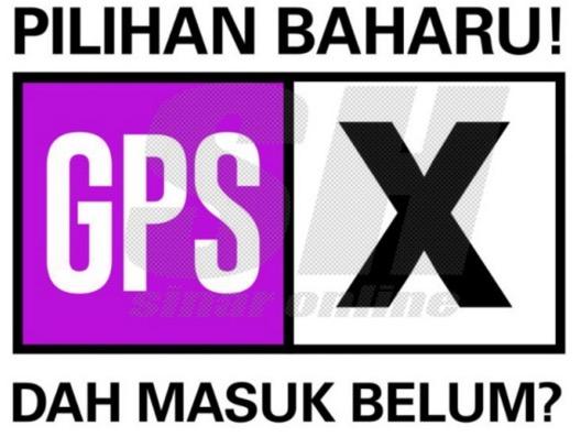 Kisah disebalik poster GPS ditampal di Shah Alam