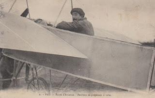 aviateur français autrefois