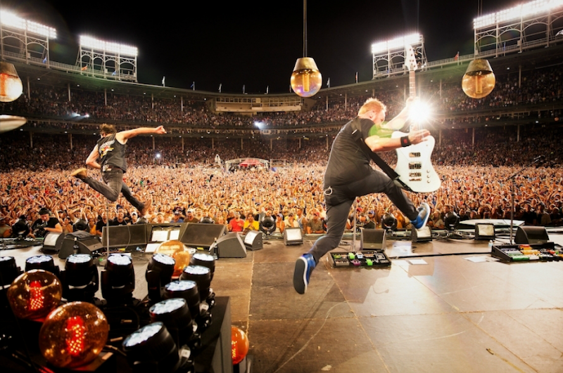 August 20: Pearl Jam at Wrigley Field