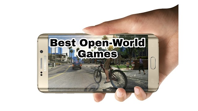 Top 3 Best Open World Games For Android 2018