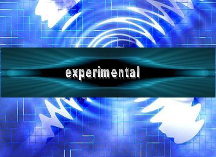Experimental zenék