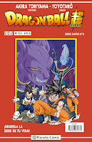 Dragon Ball Super vol.1 de Toyotaro y Toriyama - Planeta Cómic