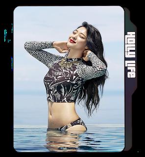 Preview of girl, water, bikini, pose, girl in water, hot girl body, sexy girl icon