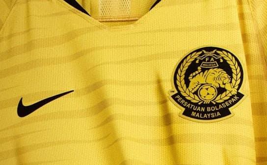 マレーシア代表 2018 ユニフォーム-ホーム