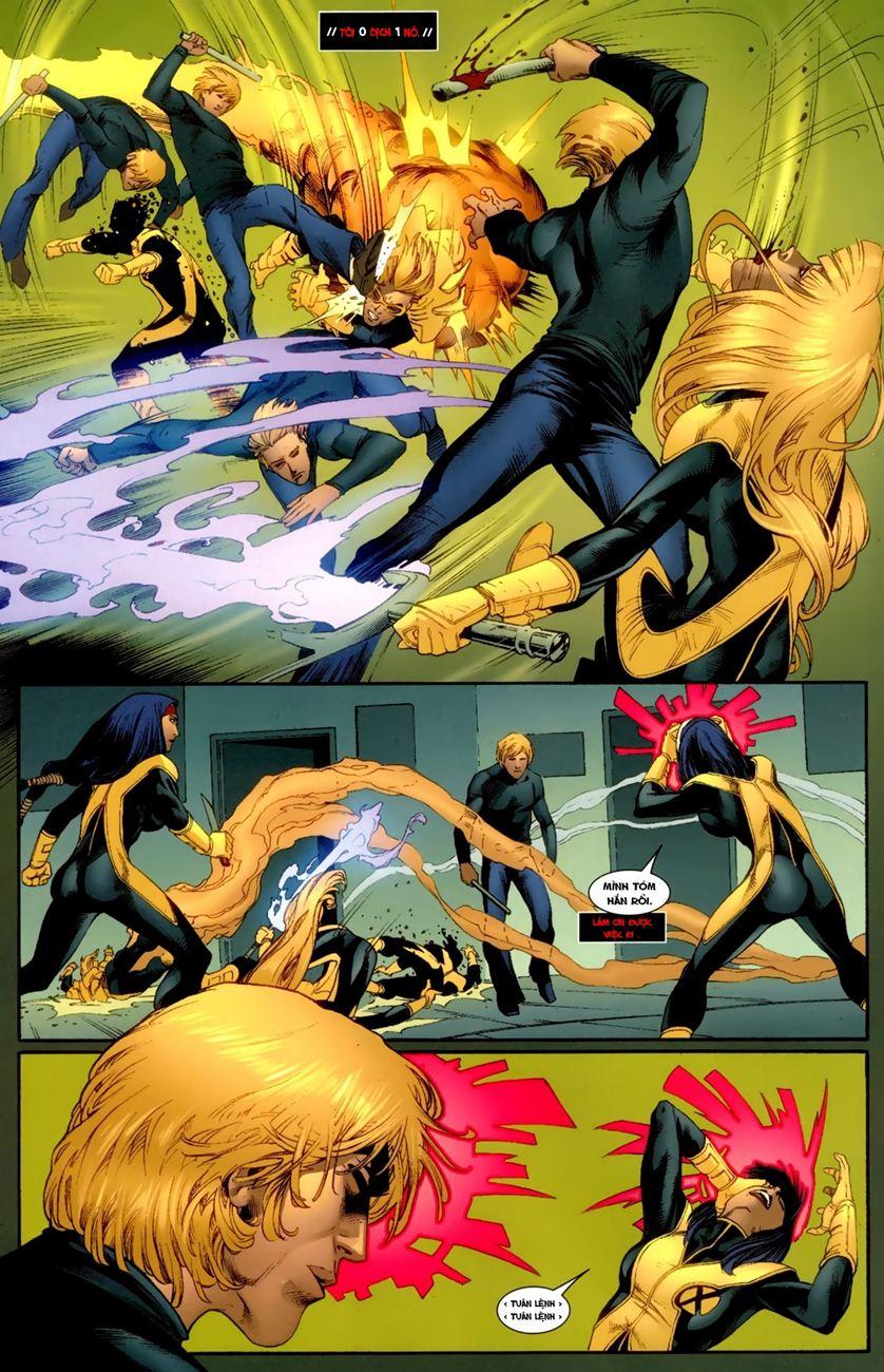 X-Men Necrosha chap 2 trang 14