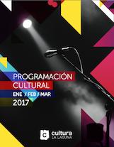 """Programación Cultural"" '"